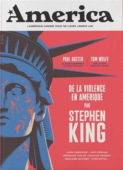 America, n° 4. De la violence en Amérique par Stephen King
