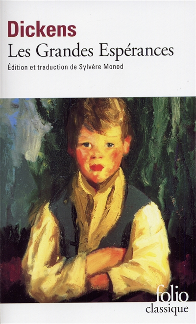 Les grandes espérances / Charles Dickens | Dickens, Charles (1812-1870). Auteur