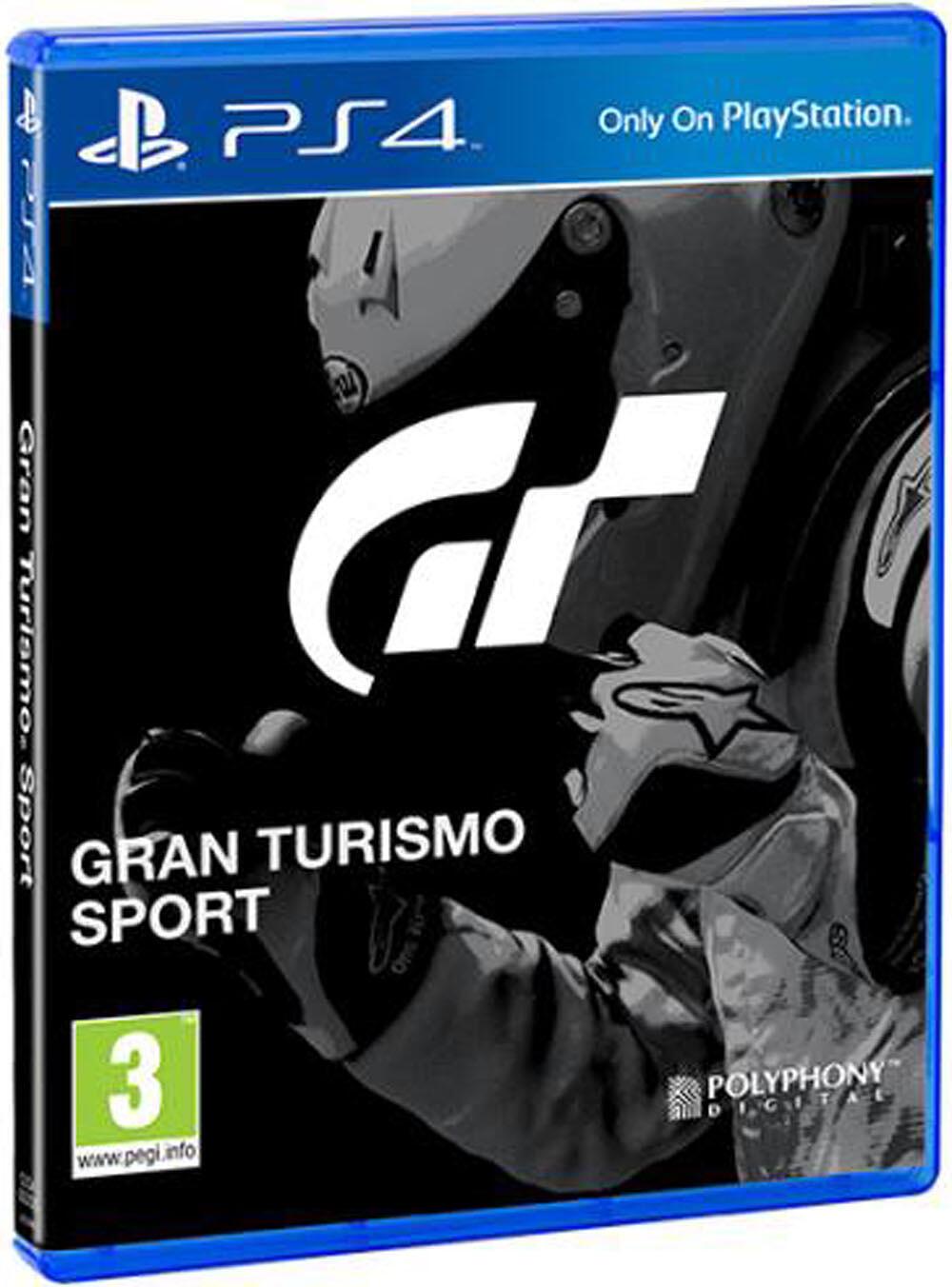 Gran Turismo : The real driving simulator : Sport |