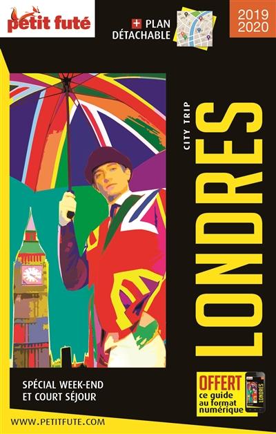 Couverture de : Londres : spécial week-end et court séjour