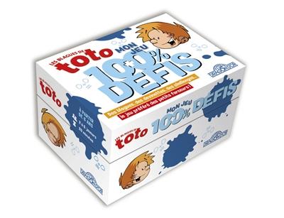 Les blagues de Toto : mon jeu 100 % défis