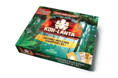 Koh-Lanta : escape box