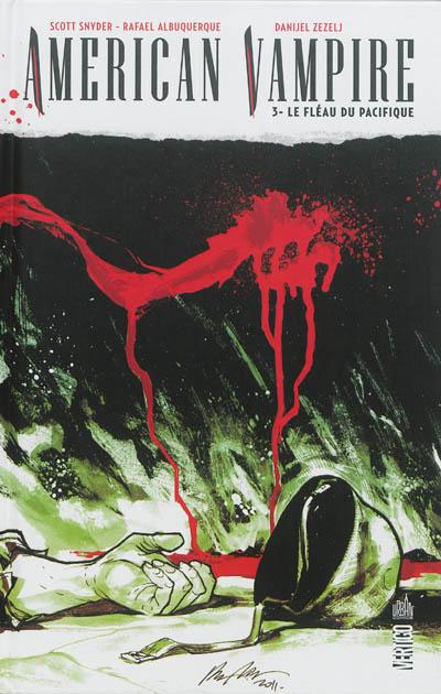 fléau du Pacifique (Le) | Snyder, Scott (1976-....). Auteur