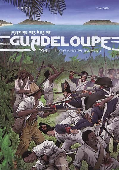 Histoire des îles de Guadeloupe. Vol. 3. La crise du système esclavagiste