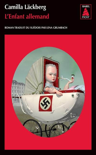 L' enfant allemand. 5 / Camilla Läckberg | Läckberg, Camilla (1974-....). Auteur