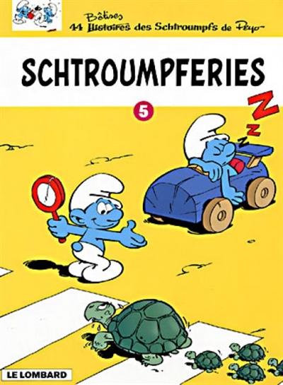 Schtroumpferies T.05 | Peyo