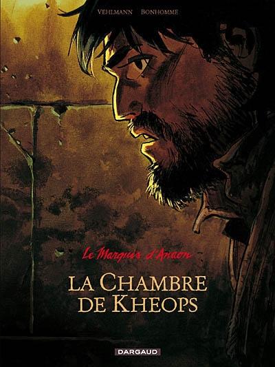 Le marquis d'Anaon. Vol. 5. La chambre de Khéops