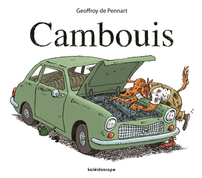 Cambouis | Pennart, Geoffroy de (1951-....). Auteur
