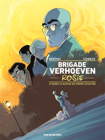 Brigade Verhoeven. Vol. 1. Rosie