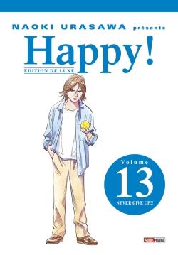 Happy ! : édition de luxe. Vol. 13. Never give up !!