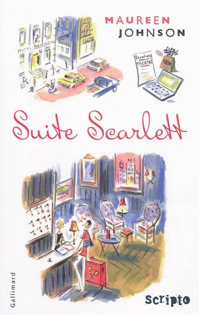 Suite Scarlett | Johnson, Maureen (1973-....)