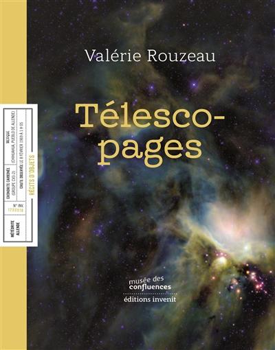 Télescopages   Rouzeau, Valérie (1967-....). Auteur