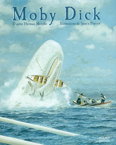 Moby Dick   Melville, Herman (1819-1891). Auteur