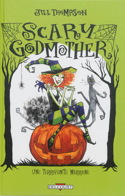 Scary godmother |