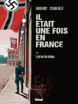 Le vol noir des corbeaux | Nury, Fabien (1976-...). Scénariste