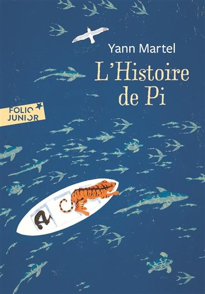 Histoire de Pi | Yann Martel (1963-....). Auteur