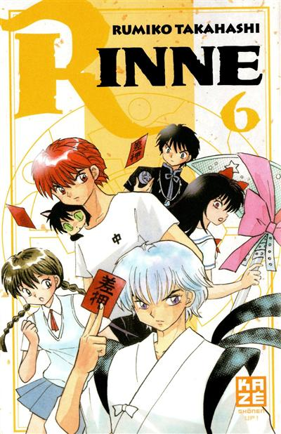 Rinne. 6, ,  6 | Takahashi, Rumiko (1957-....). Auteur