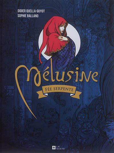 Mélusine, fée serpente