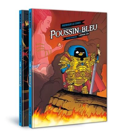 Poussin-Bleu : pack tomes 1 et 2