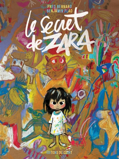 Le  secret de Zara / scénario Frédéric Bernard | Frédéric Bernard