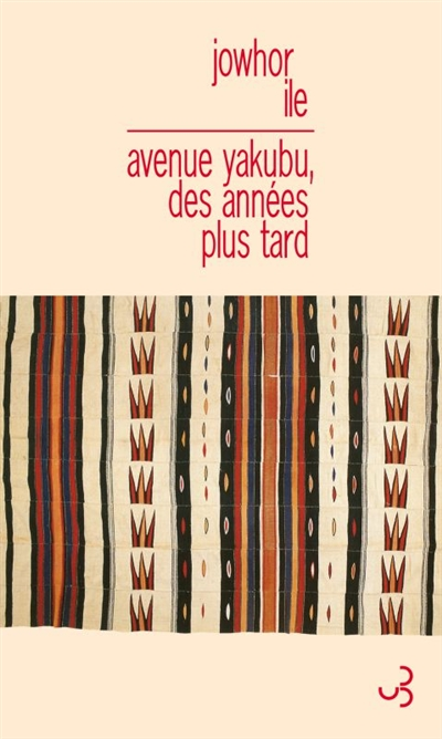 Avenue Yakubu, des années plus tard   Ile, Jowhor (1980-....). Auteur