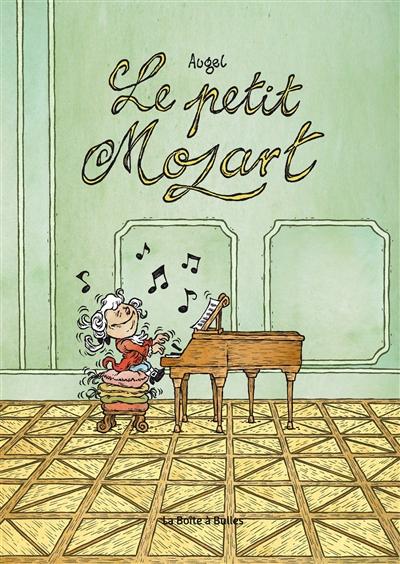 Couverture de : Le petit Mozart