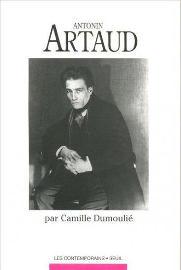 Antonin Artaud | Dumoulié, Camille (1955-....). Auteur