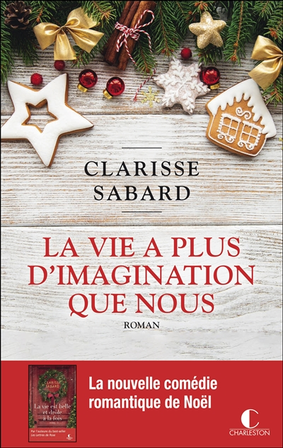 La  vie a plus d'imagination que nous   Sabard, Clarisse (1984-....). Auteur