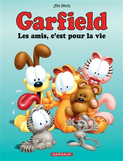 Garfield. Vol. 56. Les amis, c'est pour la vie