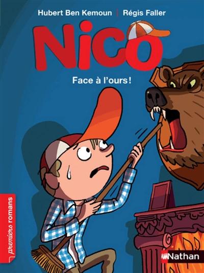 Nico. Face à l'ours