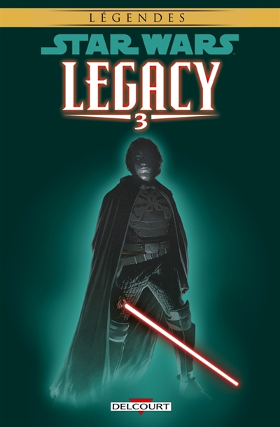 Star Wars Legacy. 3, Les griffes du dragon / scénario John Ostrander & Jan Duursema | Ostrander, John. Auteur