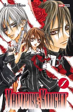 Vampire knight. 1 / illustrations Matsuri Hino | Hino, Matsuri. Illustrateur