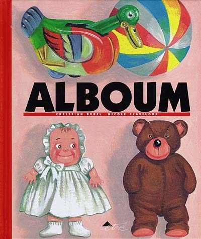 Alboum   Bruel, Christian (1948-....). Auteur