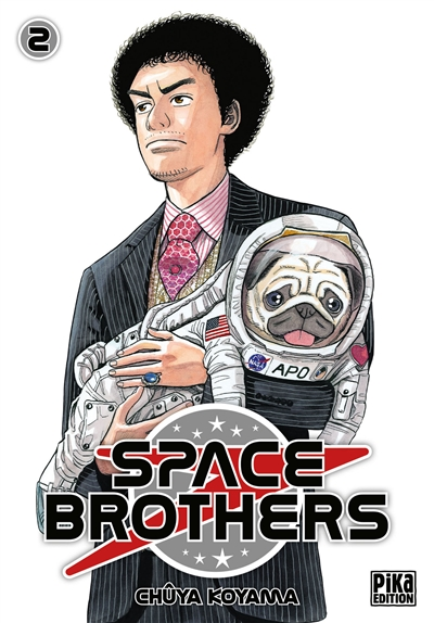 Space brothers. 2 | Chūya Koyama (1978-....). Auteur