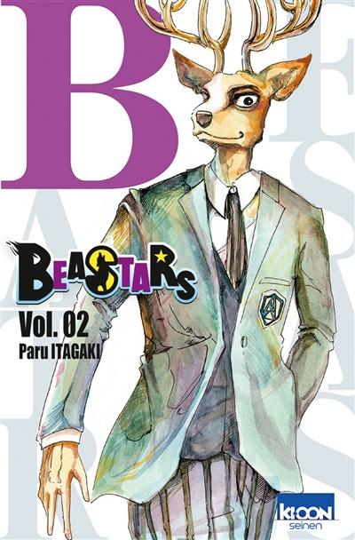 Beastars. Vol. 2 / Paru Itagaki | Itagaki, Paru. Auteur