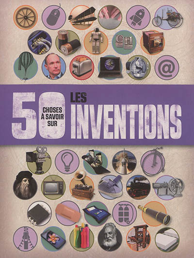 Les inventions / Clive Gifford  