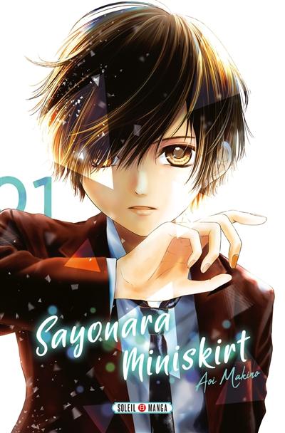 Sayonara miniskirt / Aoi Makino. 01 | Aoi, Makino. Auteur