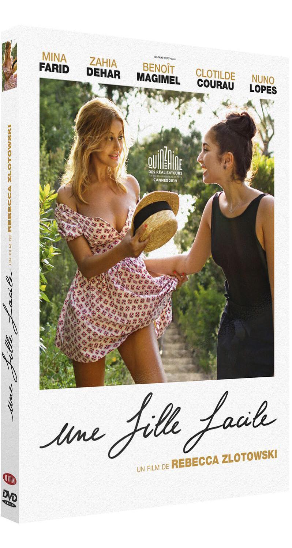 Une fille facile / Film de Rebecca Zlotowski  | Zlotowski, Rebecca. Metteur en scène ou réalisateur. Scénariste