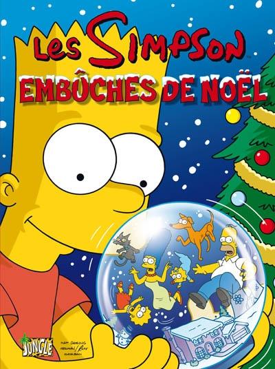 Embûches de Noël / Matt Groening   Groening, Matt (1954-....). Auteur