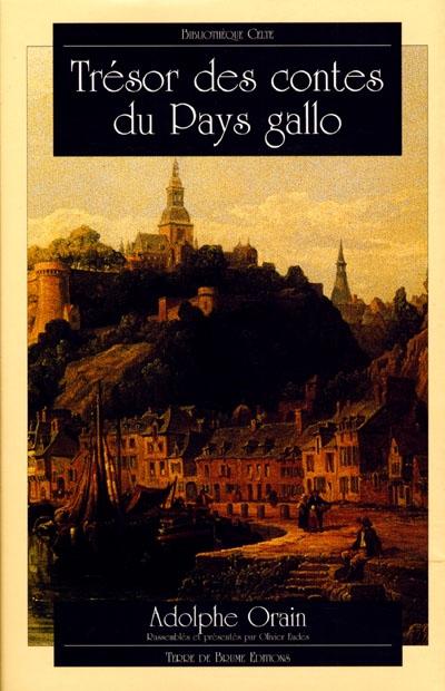 Trésor des contes du pays gallo  