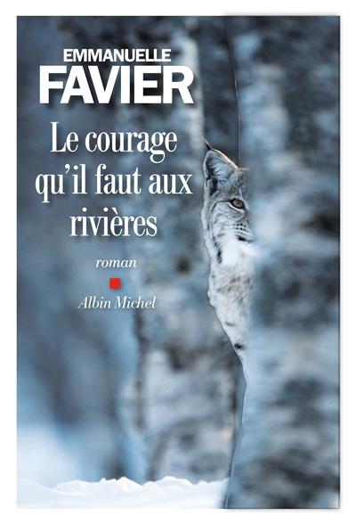 courage qu'il faut aux rivières (Le) : roman |
