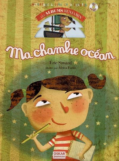 Ma chambre océan / Éric Simard | Simard, Éric (1962-....). Auteur