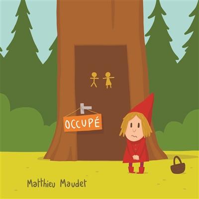 Occupé | Maudet, Matthieu. Auteur
