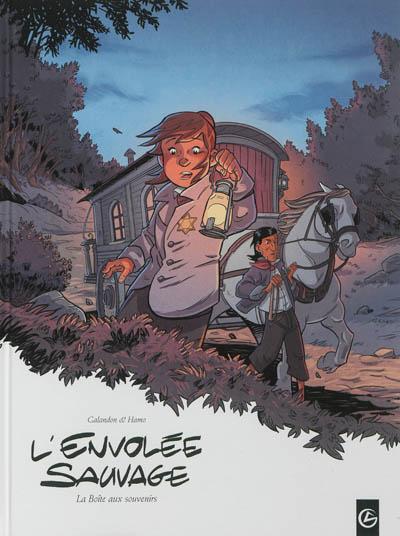 boîte aux souvenirs (La) | Laurent Galandon, Auteur
