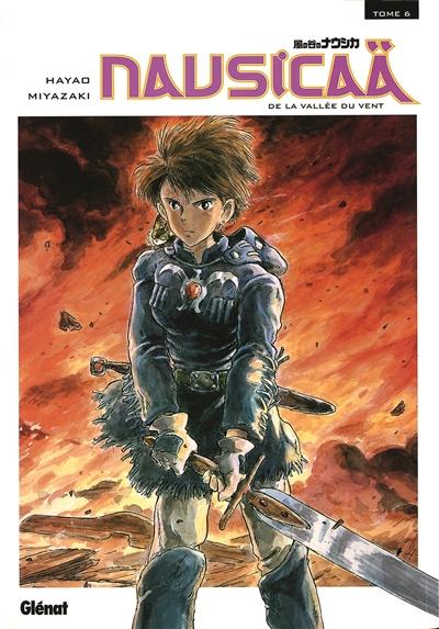 Nausicaä de la vallée du vent. Tome 6   Miyazaki, Hayao (1941-....). Auteur