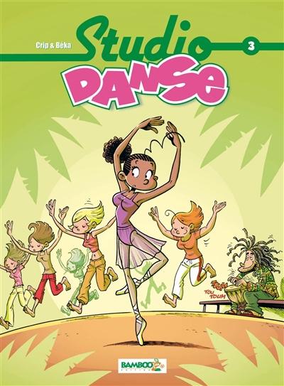 Studio danse. 03 / dessins, Crip   Crip (1971-....). Auteur