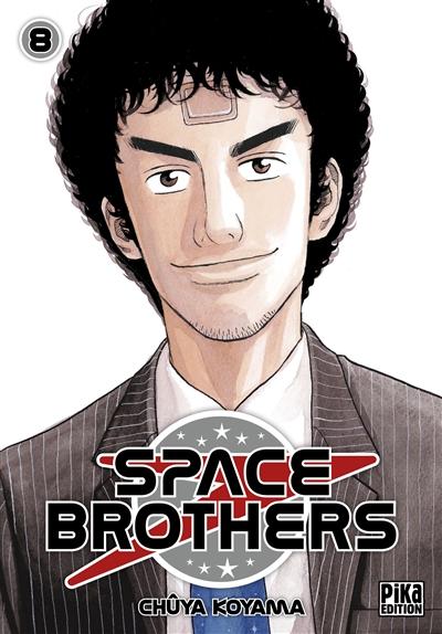 Space brothers. 8 | Chūya Koyama (1978-....). Auteur