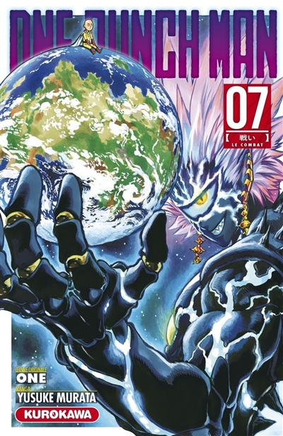 One-punch man. 07 / oeuvre originale, One   One (1986-....). Auteur