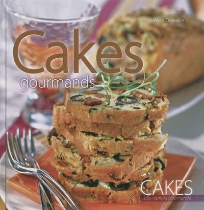 Cakes gourmands