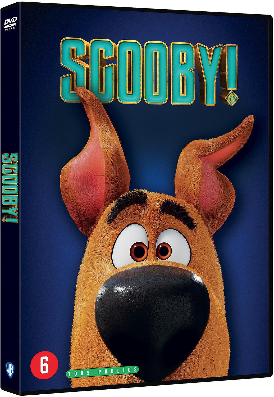 Couverture de : Scooby !